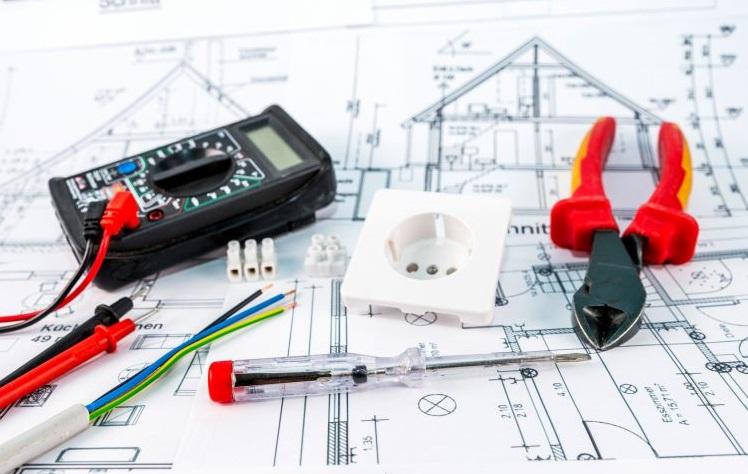 Электромонтаж домов и коттеджей