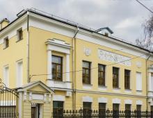 Жилой дом нач. XIX века с палатами