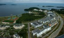 Участие в Государственном контракте на острове Русский в г. Владивосток на объектах, возводимых к cаммиту АТЭС